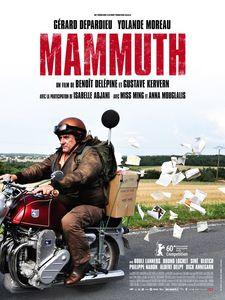 affiche Mammuth web