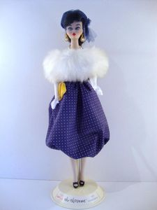 1991 Gay Parisienne Porcelain Treasures No-09973-1