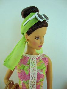 2005 Lilly Pulitzer Barbie et Stacie No-H187-2
