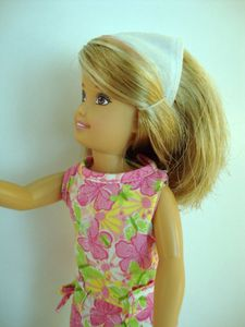 2005 Lilly Pulitzer Barbie et Stacie No-H187-3