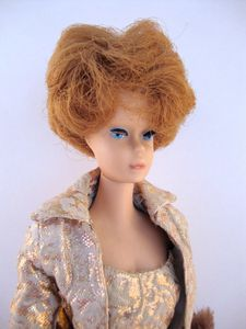 1964 Evening Splendour Bubble Cut Barbie No-0961-b-2