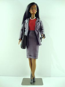 2000 Working Woman Barbie No-20549-1