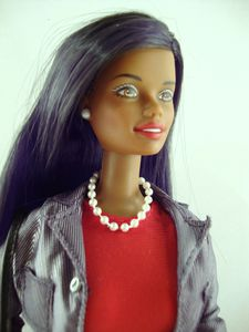 2000 Working Woman Barbie No-20549-2