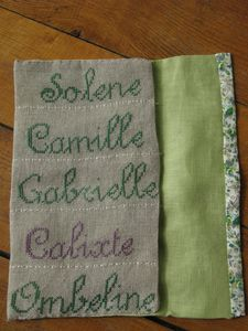 Broderie 3416