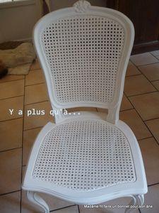 refaire le cannage d une chaise tuto gratuit diu tutolibre