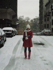 Clem neige