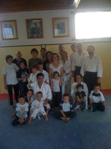 aïkido en famille le dimanche