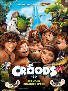 Croods affiche