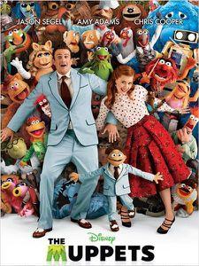 Muppets affiche