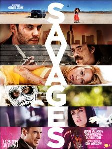 Savages Affiche