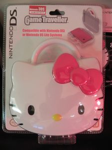 housse dsi hello kitty
