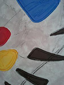 Colourful forms (détail 1)