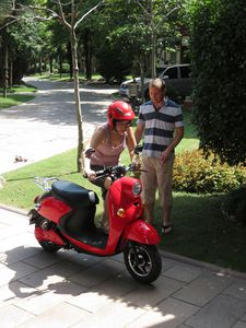 scooter 2588