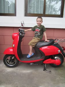 scooter 3594
