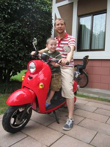 scooter 3597