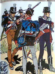 16th us infantry 1813