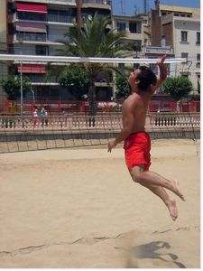 sport volley