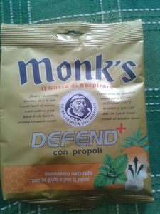 caramelle balsamiche monks defend+