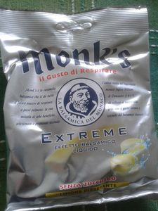 caramelle monks extreme