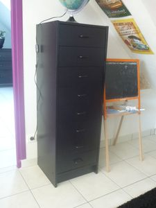 repeindre un meuble en m lamin le blog de deco relook. Black Bedroom Furniture Sets. Home Design Ideas