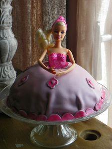Gâteau princesse 1