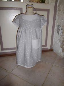 robe petits coeurs