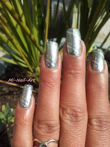 Opi Katty Perry et liner gris 5