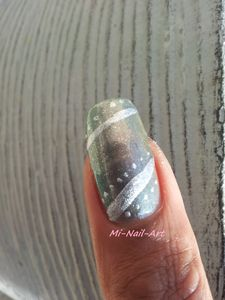 Opi Katty Perry et liner gris 7