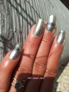 Opi Katty Perry et liner gris 9