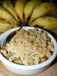 crumble ananas banane coco (4)