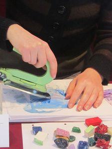 St-andré les Vergers - stages peinture encaustique 1
