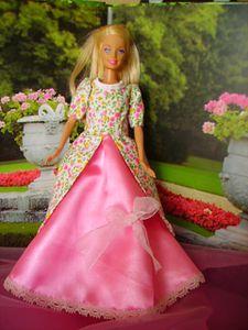 robe de princesse rose 008