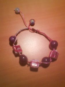 bracelet shamballa -4