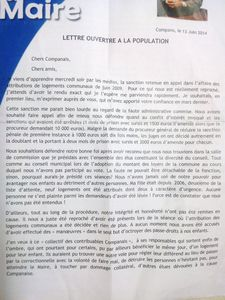 tract arret