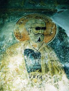 Matejce-Monastery-Macedonia--damaged--mural-of-St.-copie-1.jpg