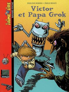 Victor et papa grok