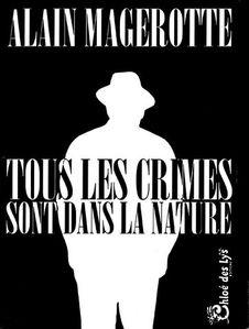 A. Magerotte Tous les crimes sont dans la nature