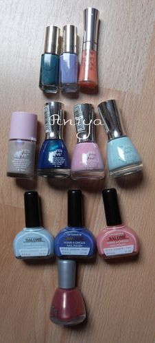 Vernis photos de groupe