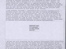 SECRET PAPERS fibromyalgie