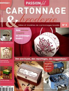 passion fil cartonnage & broderie 2
