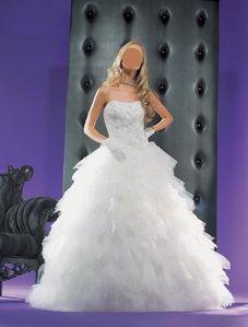 robe de mariée souheilla