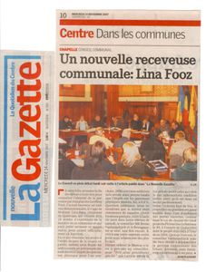 nouvelle gazette 2007 11 14