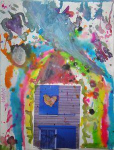 Atelier Peinture-Sedan-Encre-Flo Megardon 8