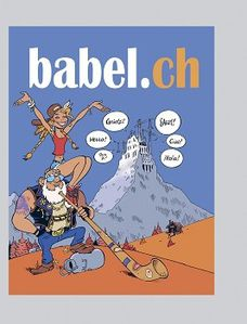 Couverture album Babel.ch