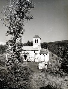 Saint-Paul d'Arnave en 1964