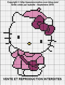 Hello Kitty - Rentrée des classes