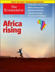 The Economist Africa rising
