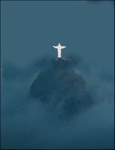 corcovado nuit