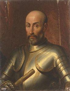 Louis de Bourbon La Roche-sur-Yon