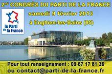 Congrès PDF 9 février 2012